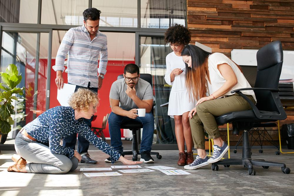 meet the entrepreneurs -