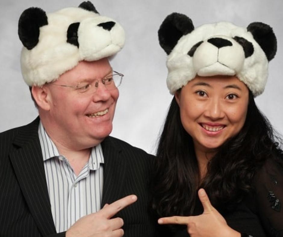 Cheeky Panda -