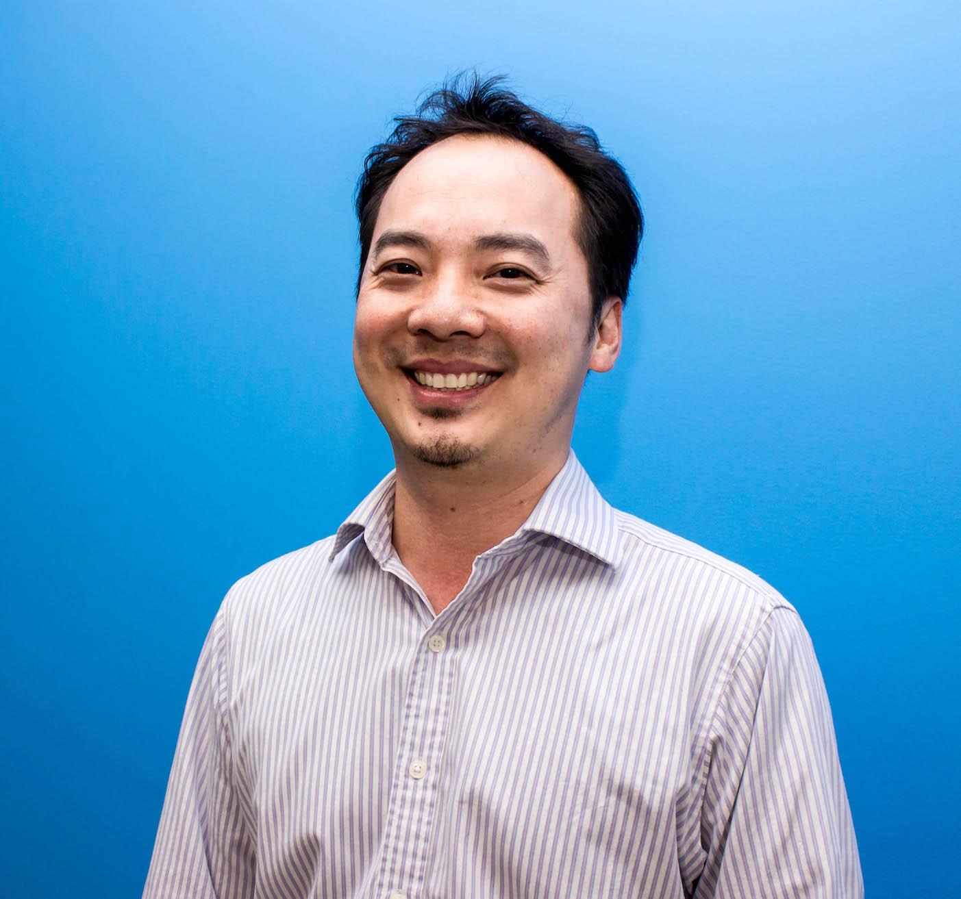 Chieu Cao, founder of Perkbox -