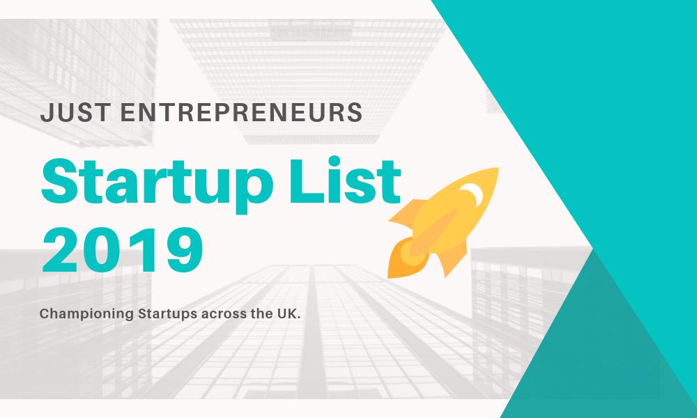 JUST ENTREPRENEURS Startup List 2019.png