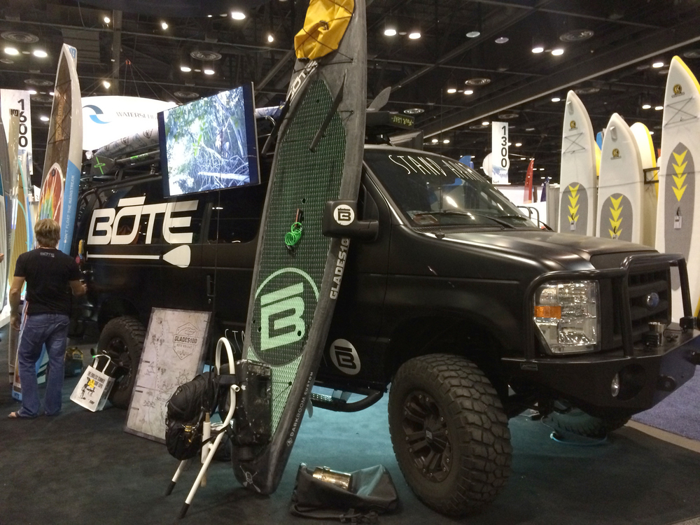 The Badass Bote Rig (  www.bote.com  )