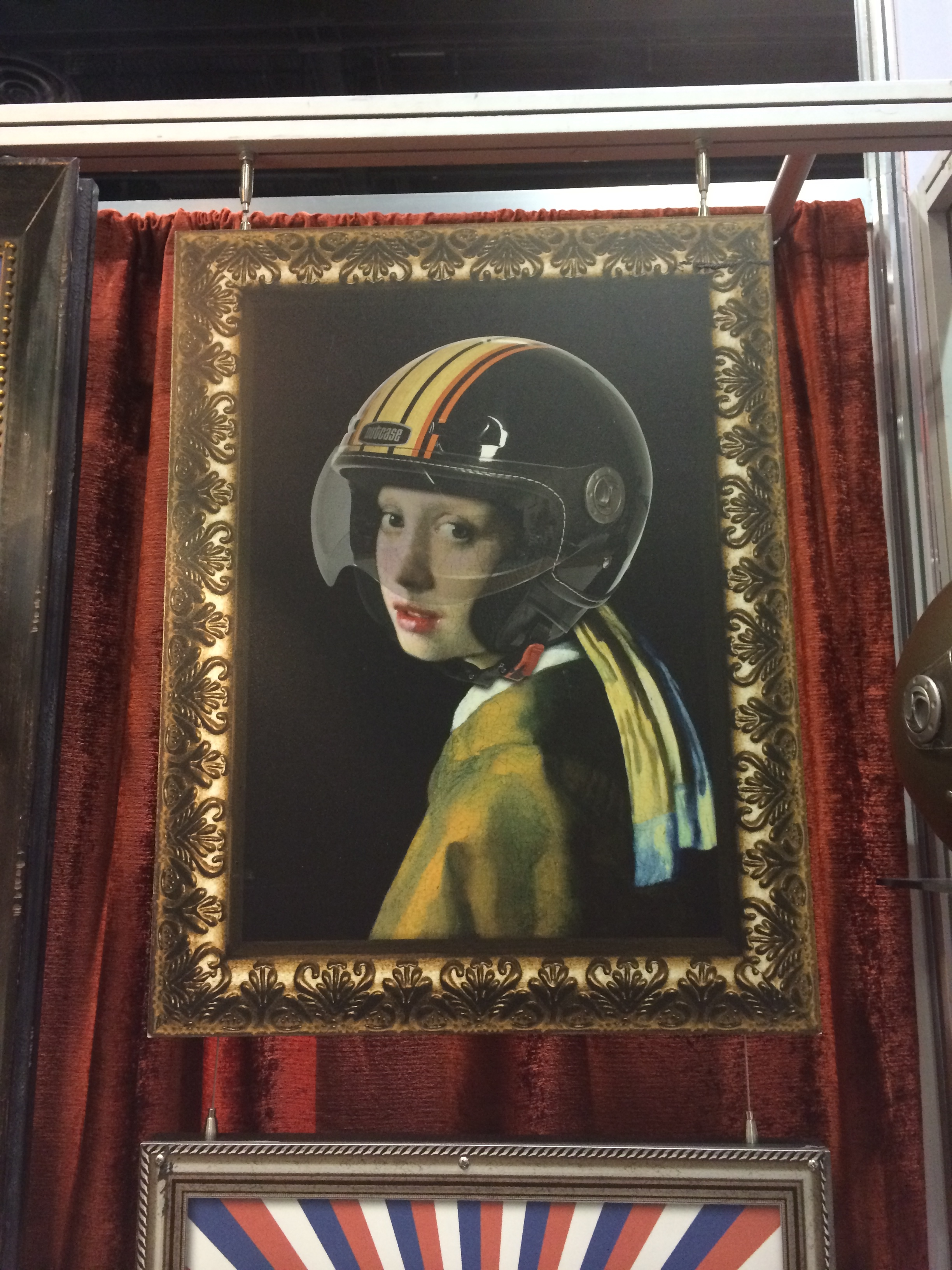 Helmeted Famous Paintings