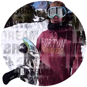 APPAREL DESIGN:  BURTON SNOWBOARDS