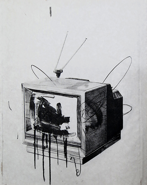 """Recollection 2, lithograph on mulberry paper, 30""""x22"""""""