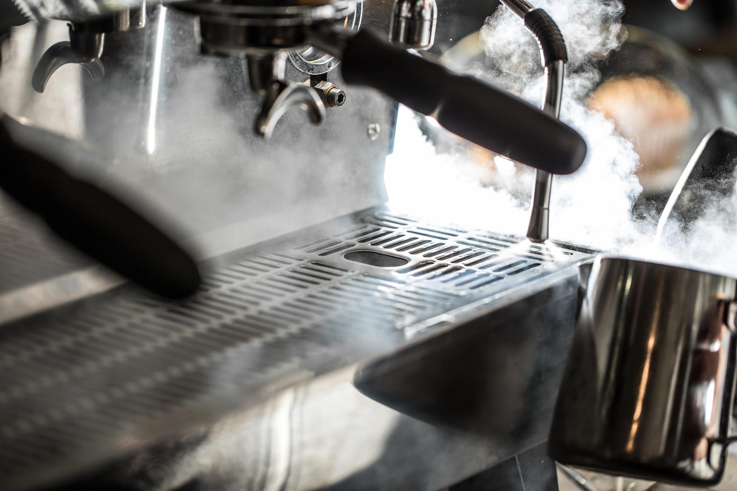 Street Bean Coffee Roasters - Espresso Steam.jpg