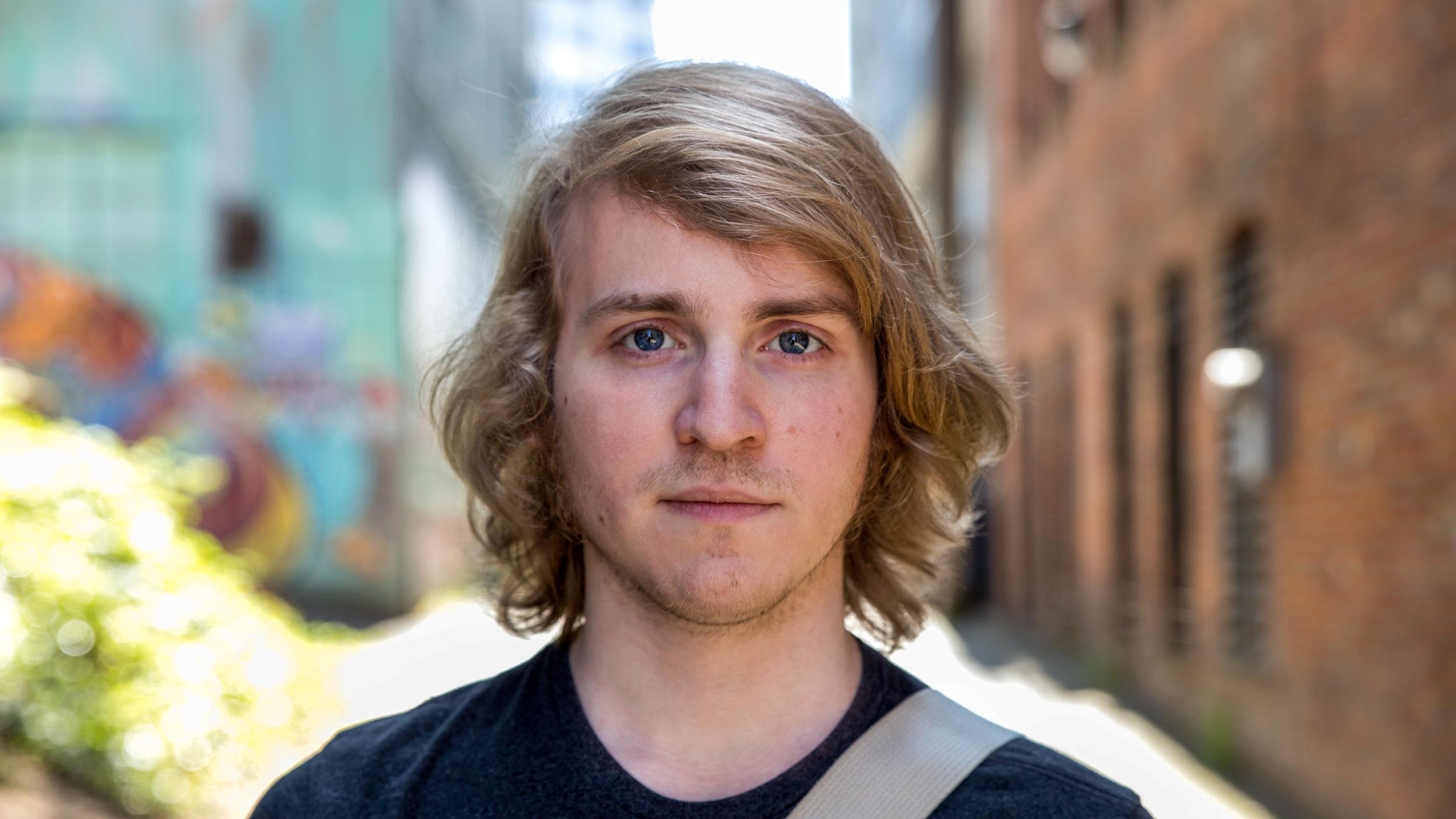 Portrait Photographer - Downtown Scout Photography