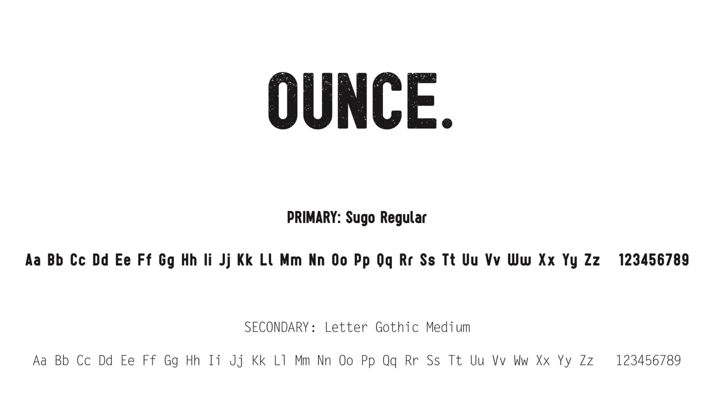 Typography treatment by Natsuki Hayashi
