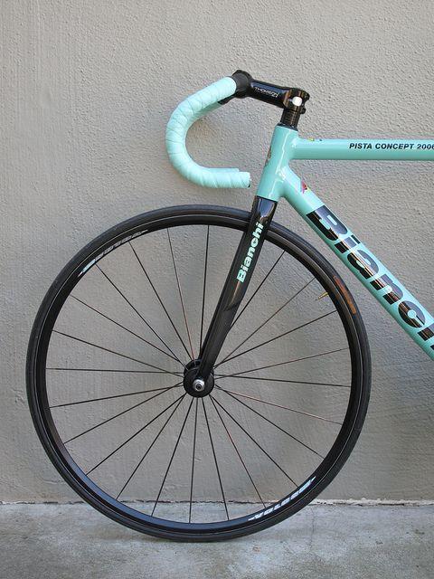 Bianchi Performance Bicycle. Image taken from Pinterest