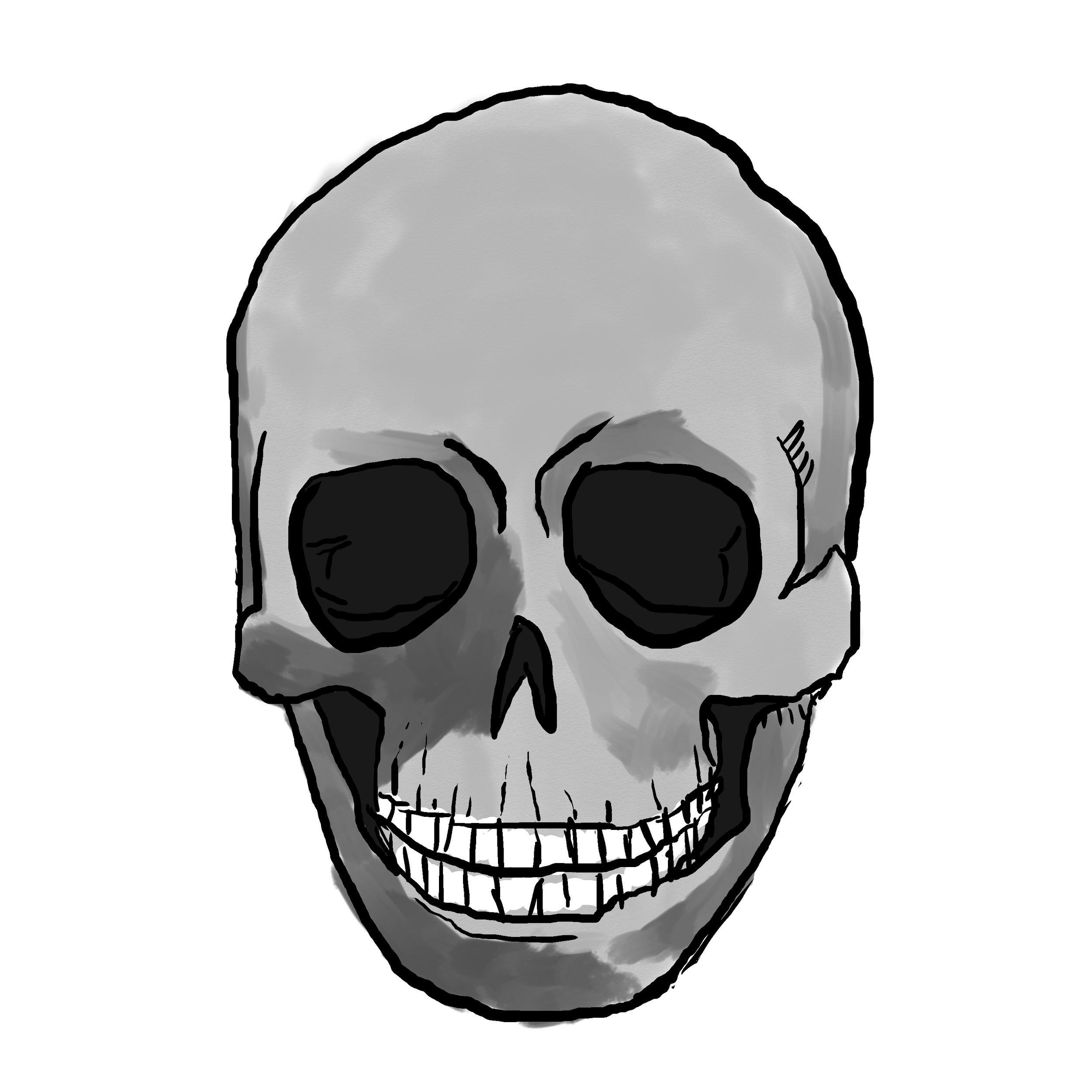 Balsamo, The Living Skull