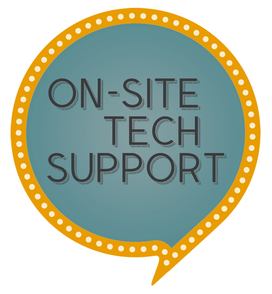 On-Site Event Technology Support - Power Event Group