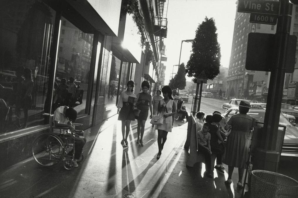 Garry Winogrand, Los Angeles, 1969.