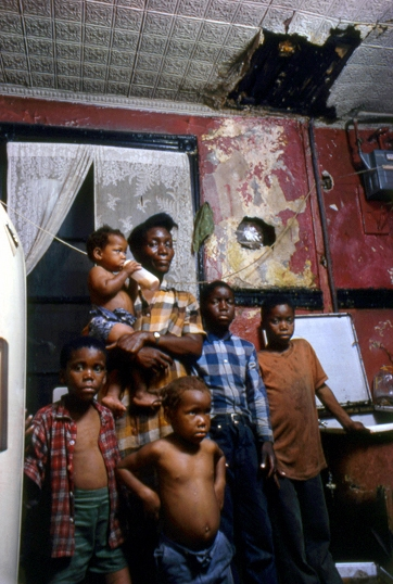 Harlem, New York, 1966.
