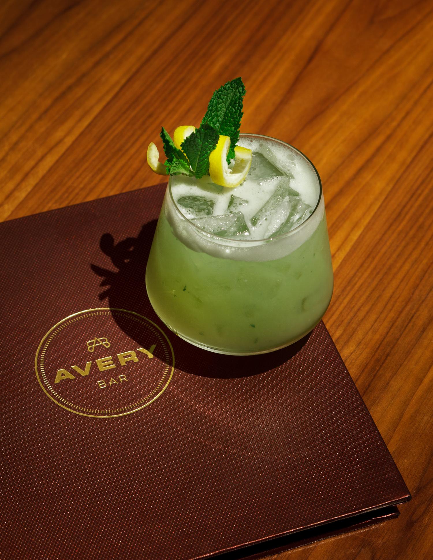 Cocktail Photographed by Adam DeTour