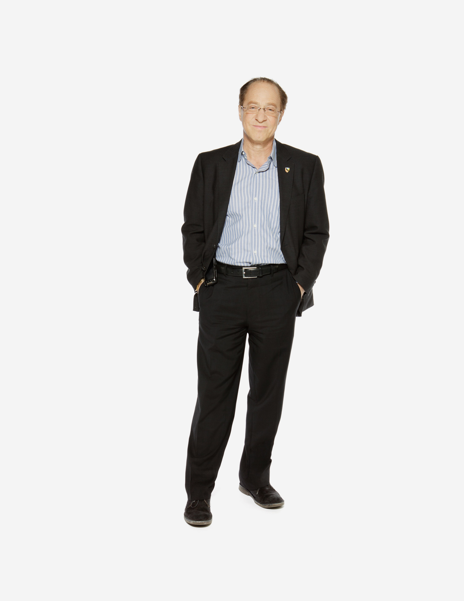 Ray Kurzweil photographed by Adam DeTour