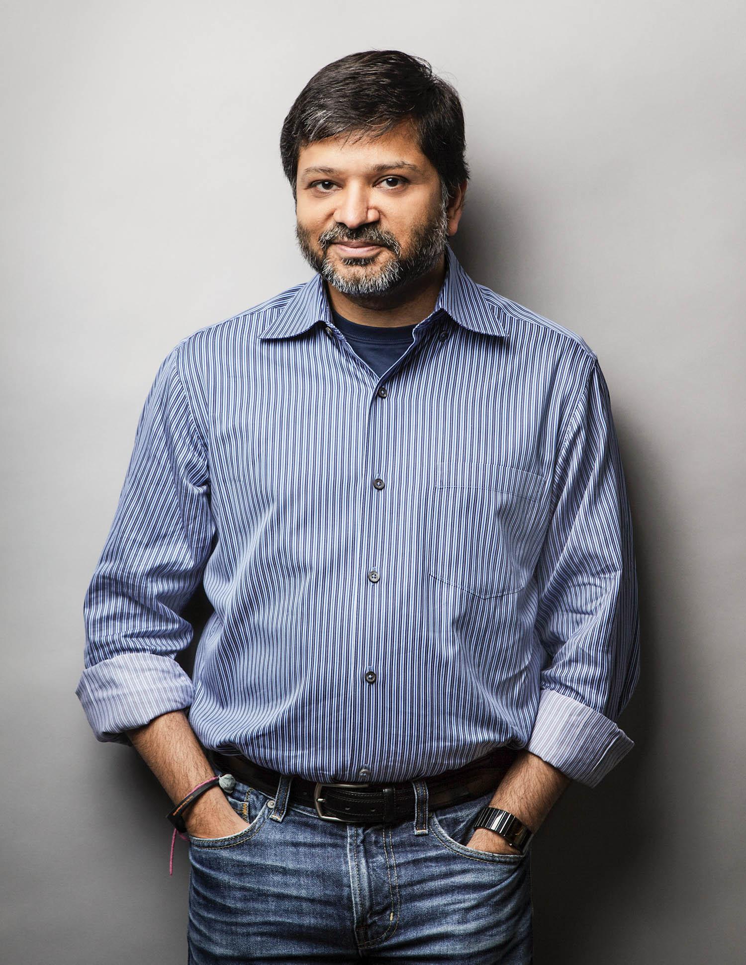 Dharmesh Shah photographed by Adam DeTour