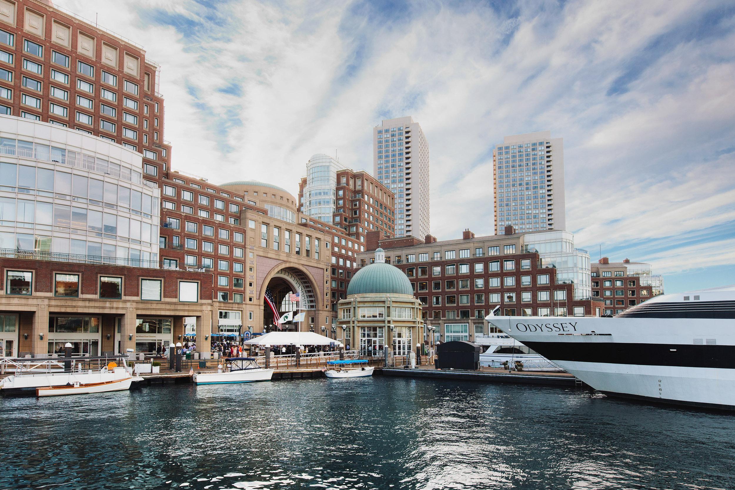 Boston Harbor Hotel by Adam DeTour