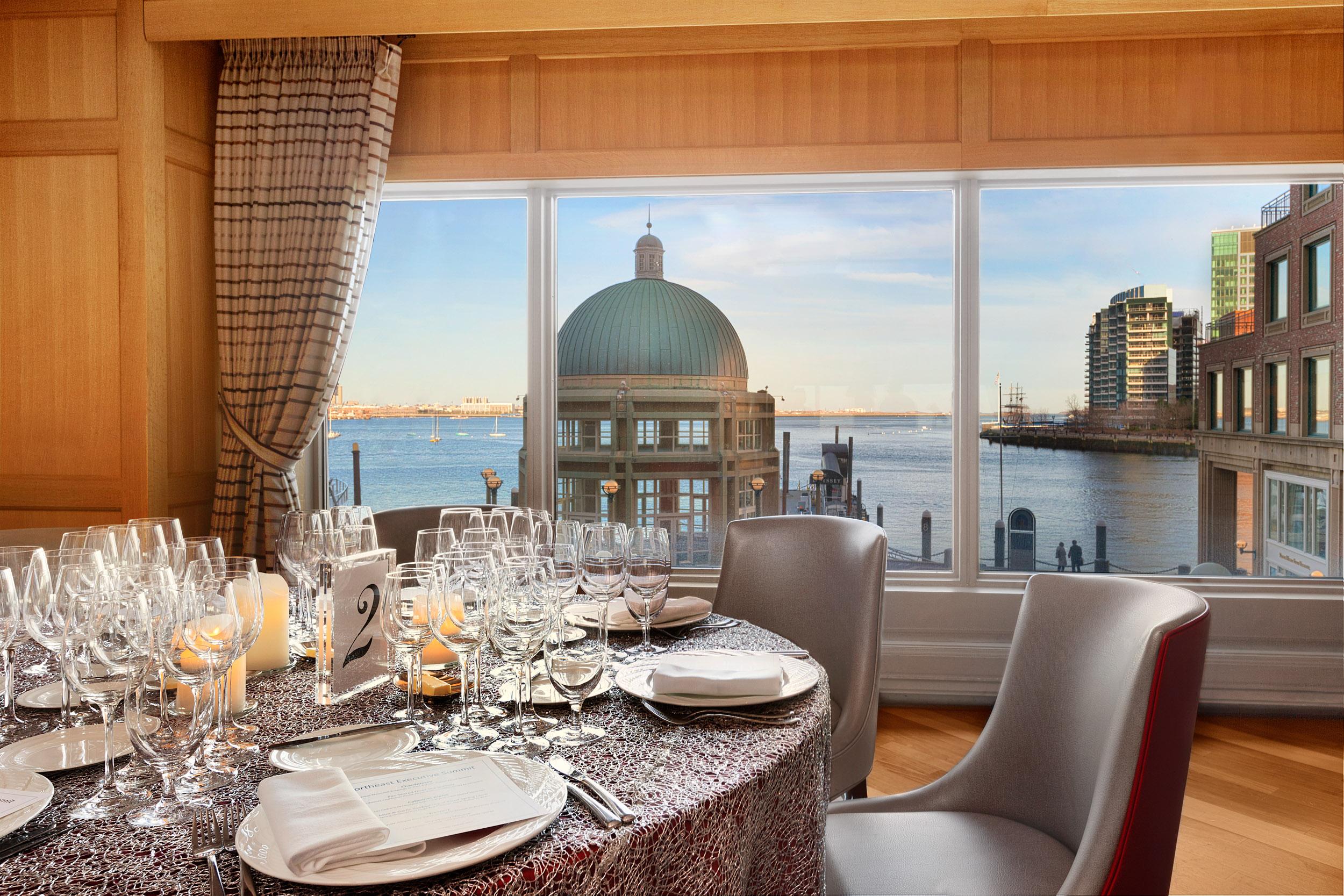 Boston Harbor Hotel Meritage