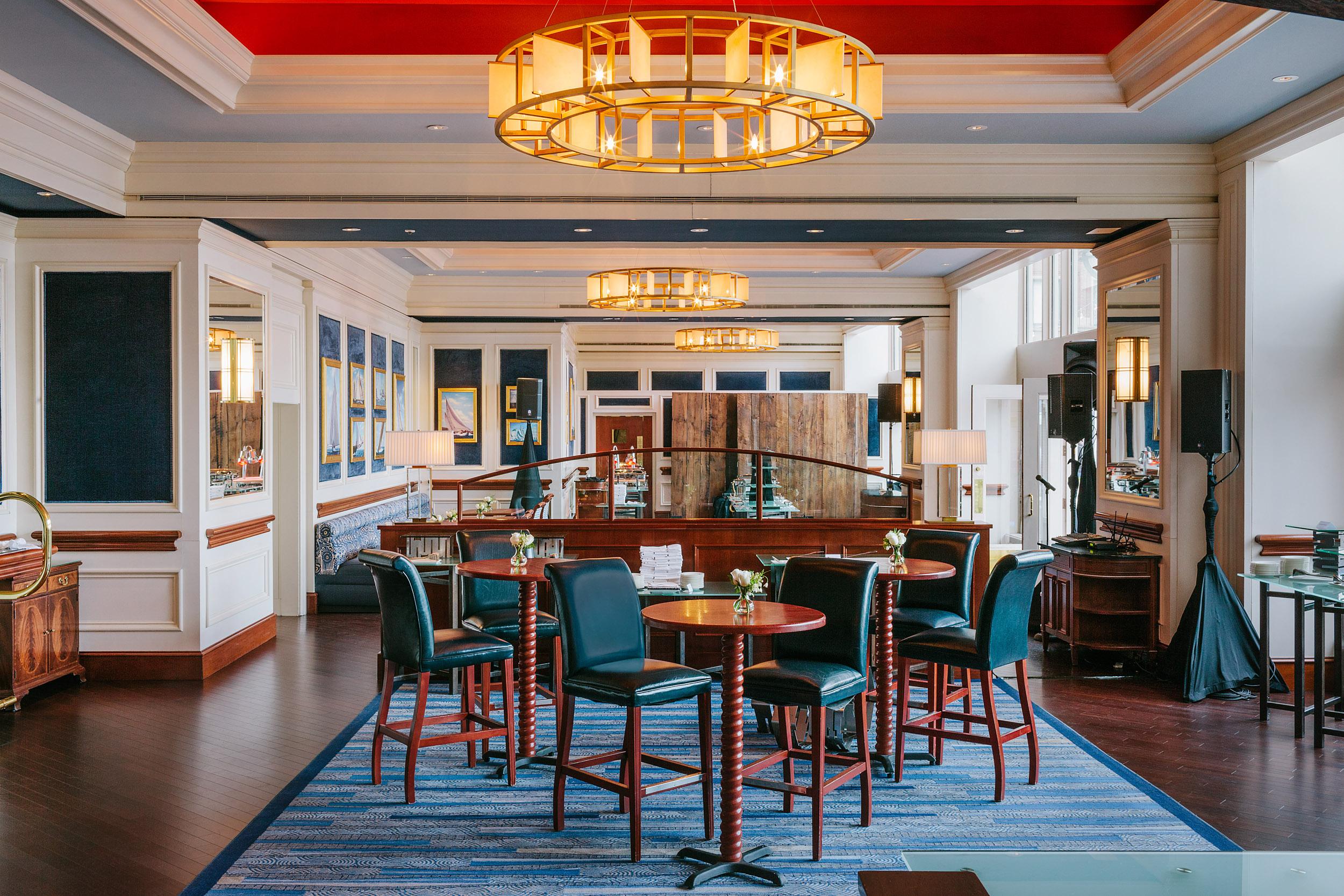 Boston Harbor Hotel Bar