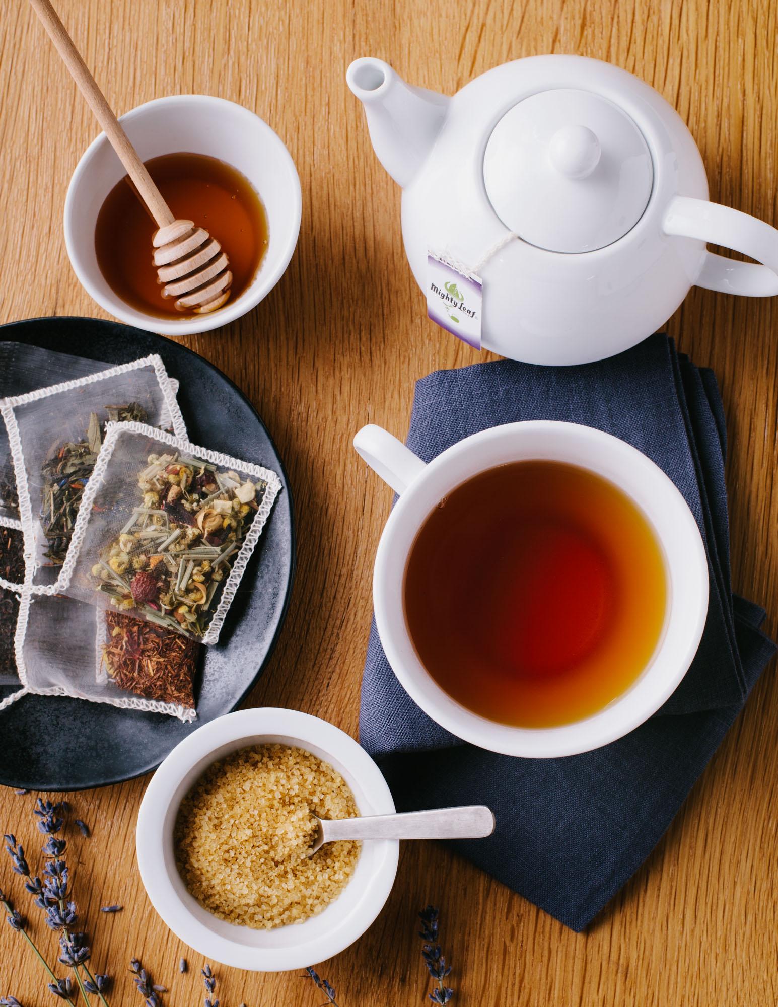 Tea service by Adam DeTour