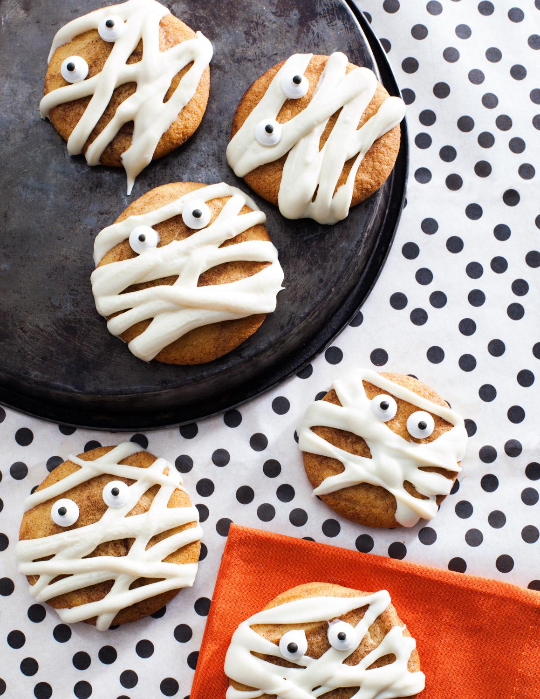 Mummy Cookies by Adam DeTour