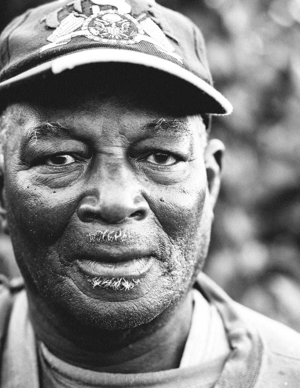 Farmworker Portrait by Adam DeTour
