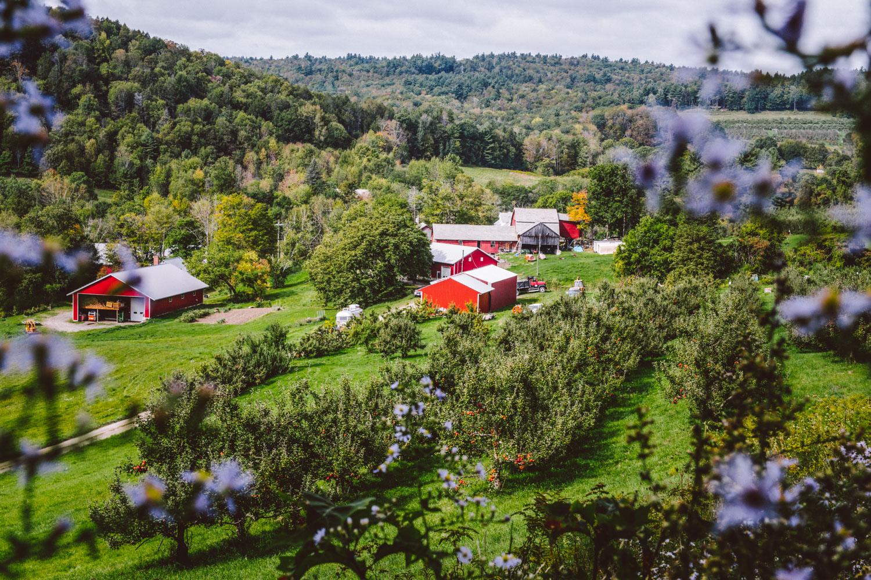 Commercial farm photograph by Adam DeTour