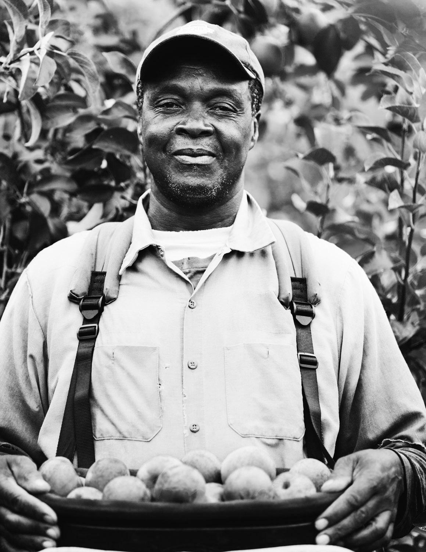 Portrait of Apple Worker by Adam DeTour