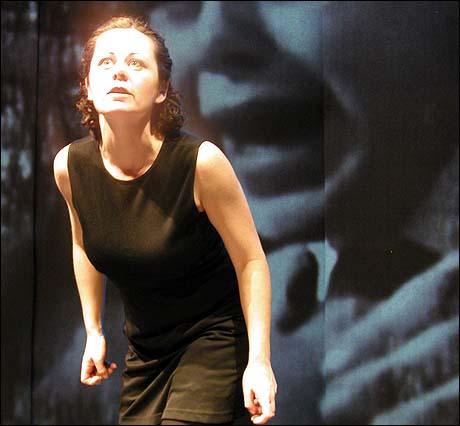 Geraldine Hughes stars in Belfast Blues