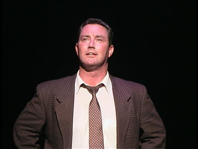 "Marty Maguire in ""A NIGHT IN NOVEMBER"""