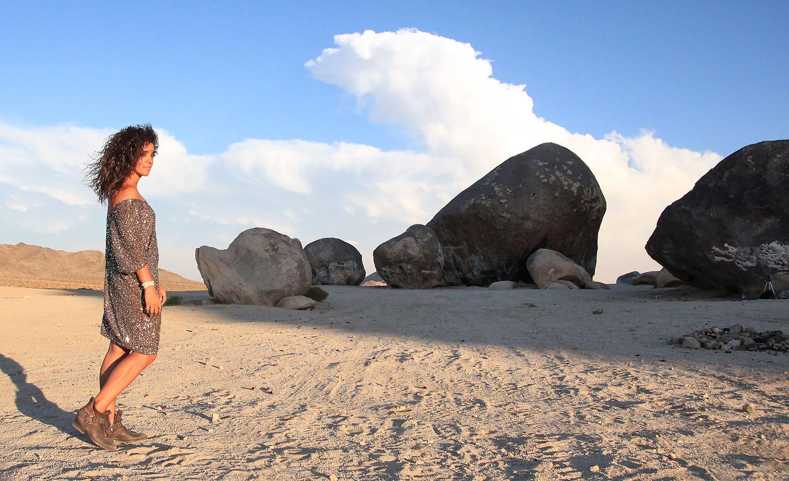 Giant Rock, Landers, CA