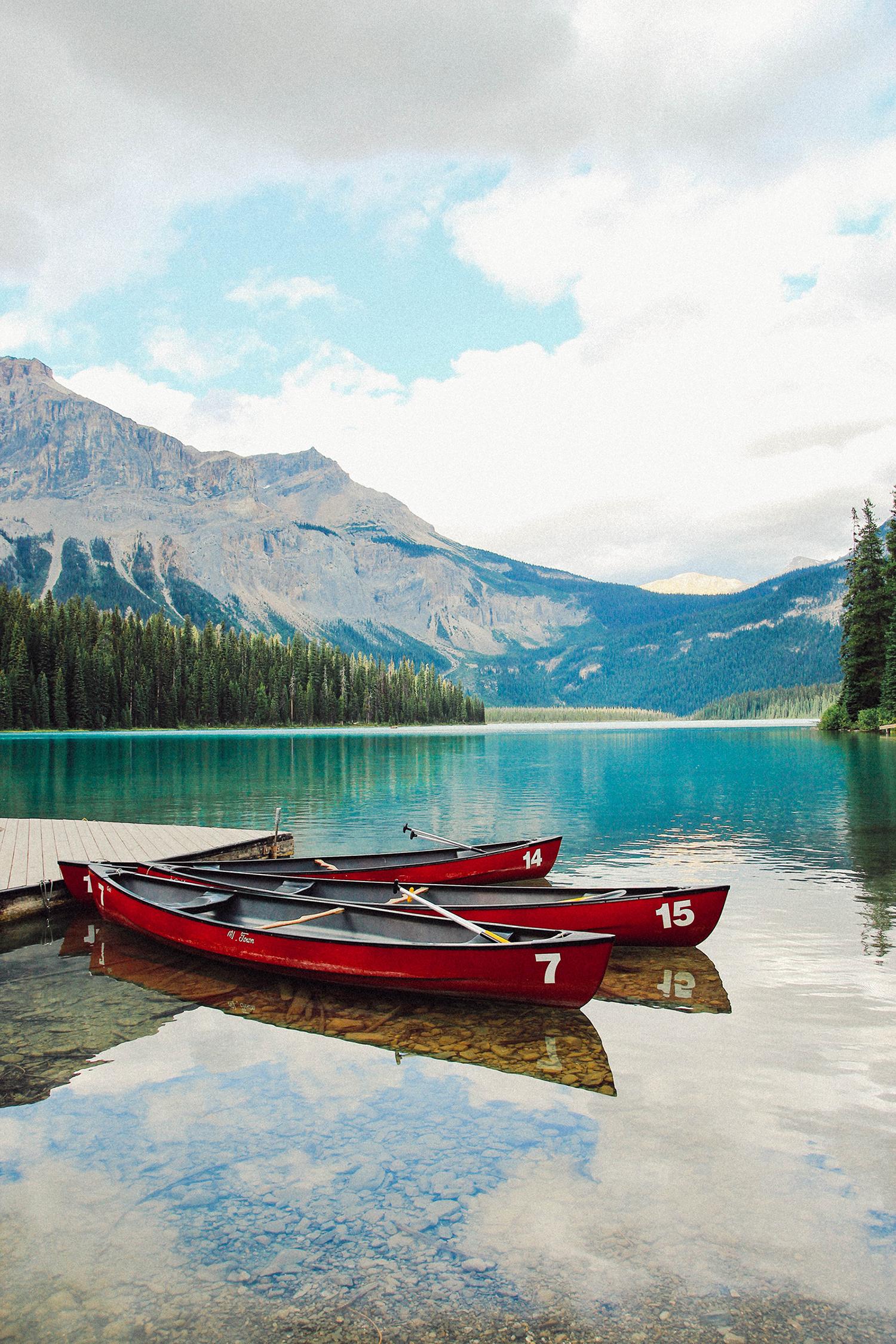 Lake Morraine