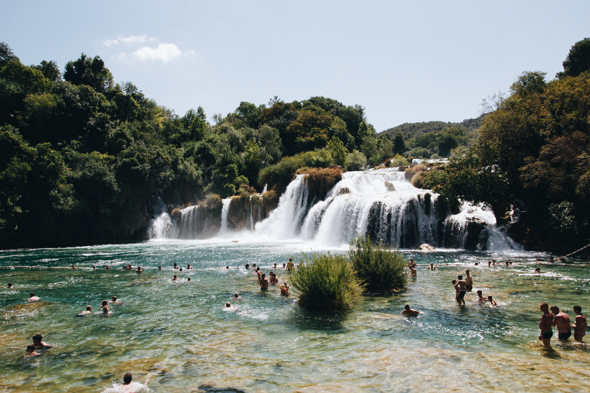 Krka Falls National Park