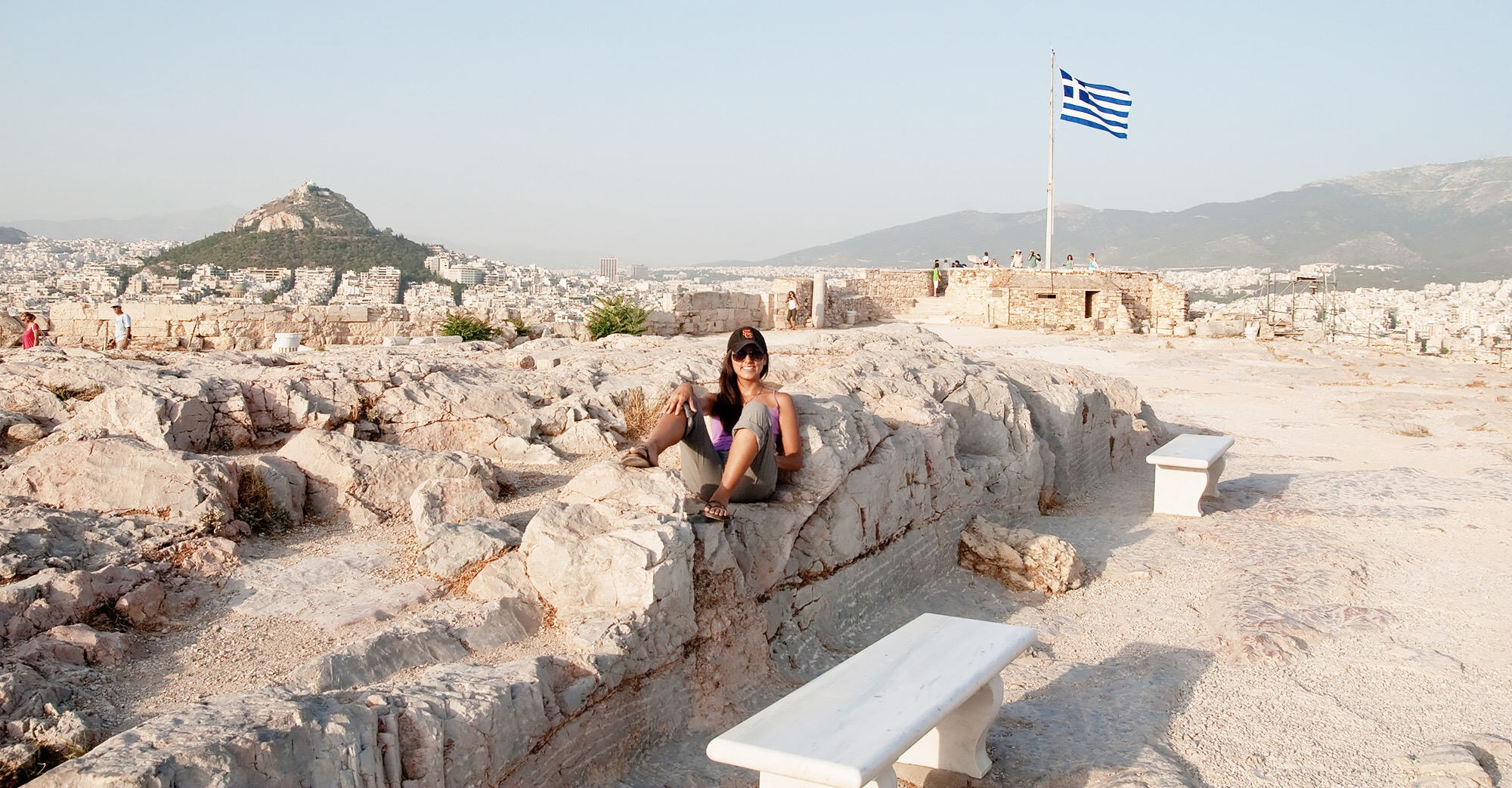 Exploring the Acropolis