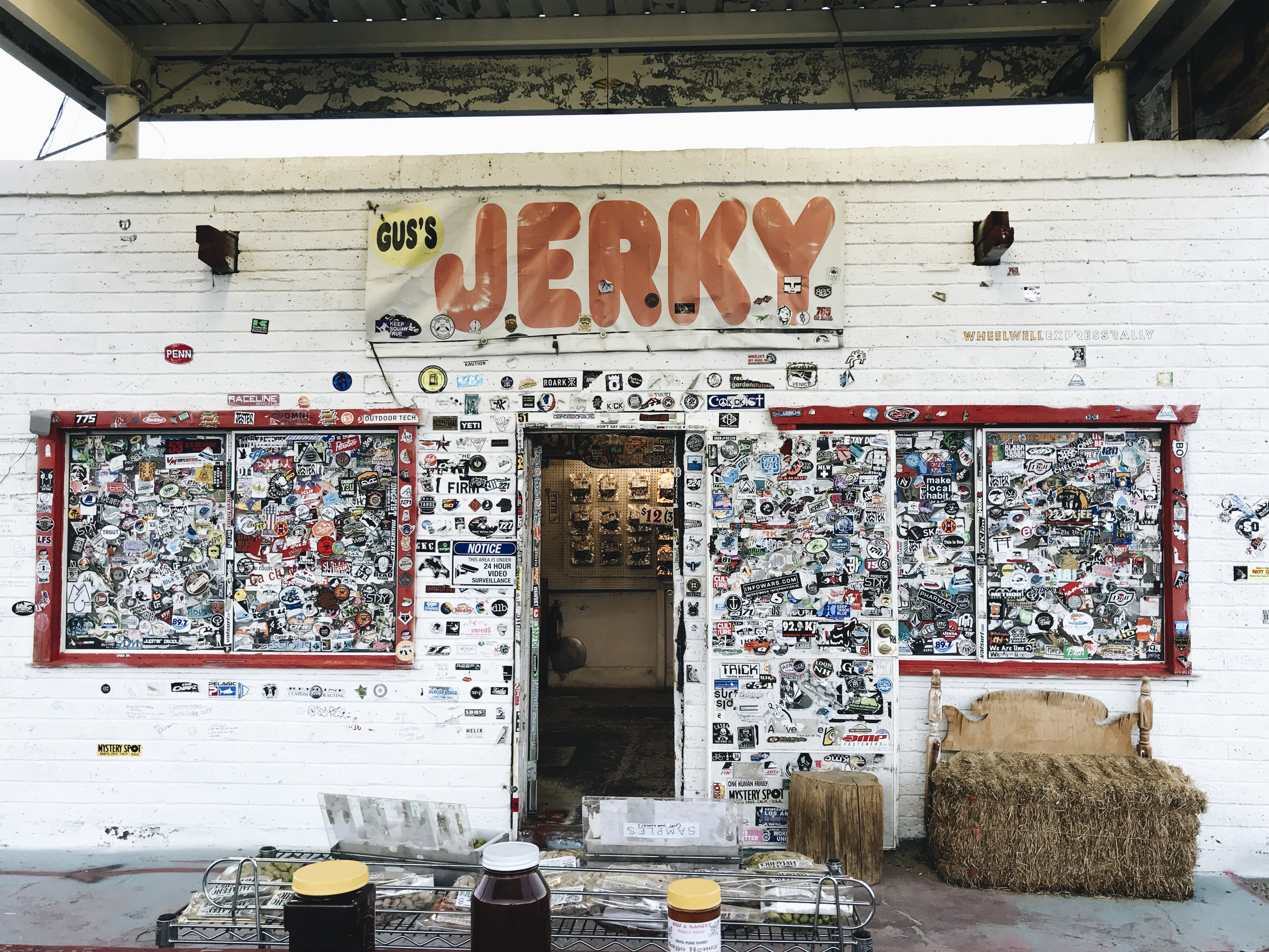 Gus's Jerky Stand
