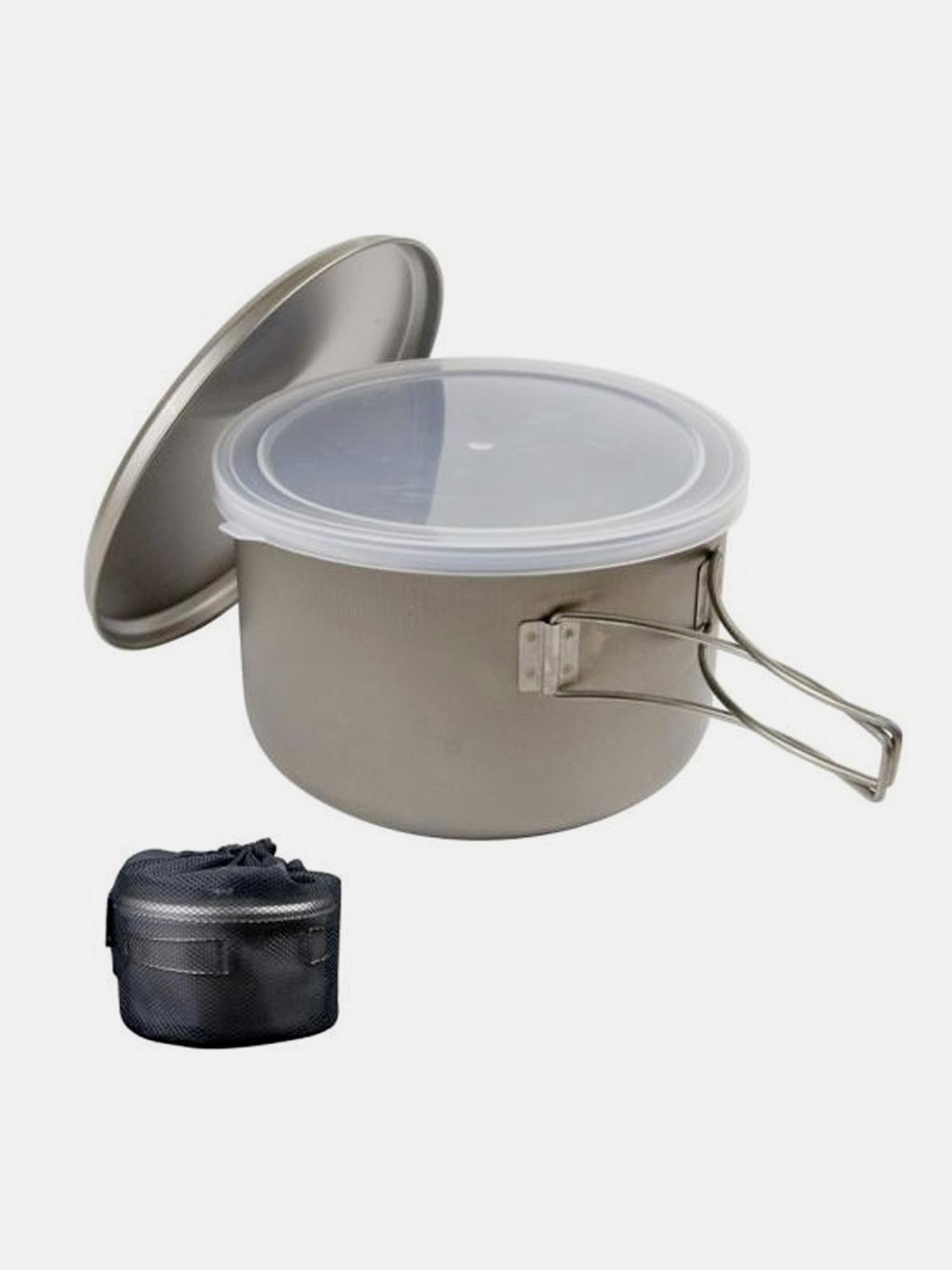 Snow Peak Lightweight, Durable Titanium Pot - $59.95