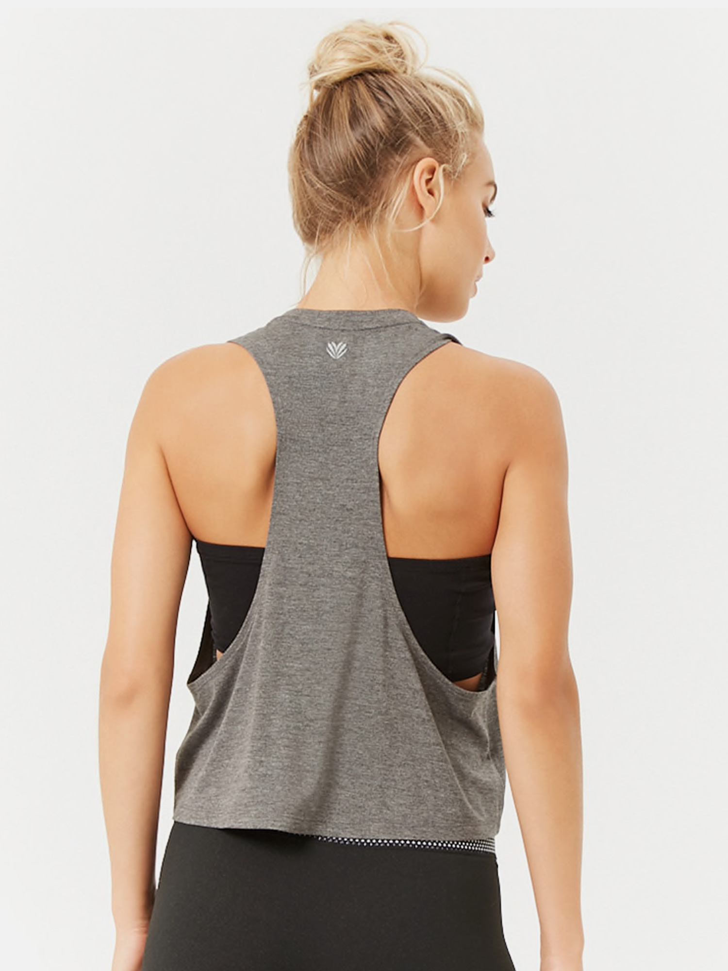 Active Marled Muscle Tee - $10.90