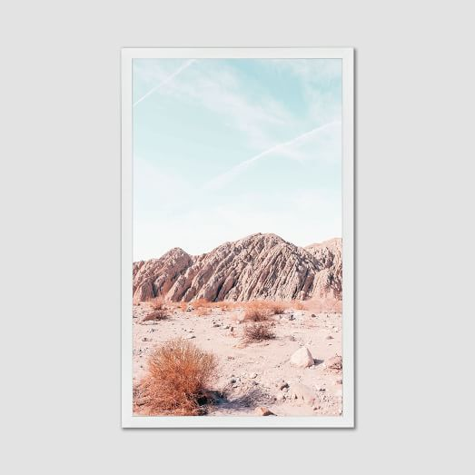 Painted Canyon Print, $299