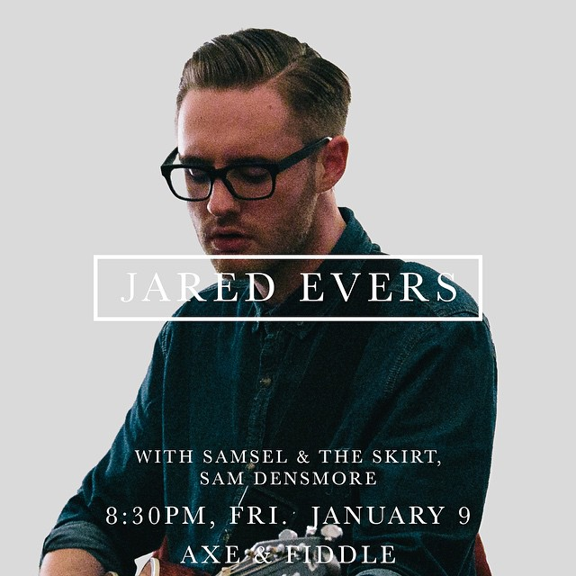 EUGENE + CORVALLIS FOLKS:  Hope to see you tonight!    8:30 at @axeandfiddle in Cottage Grove  @samdensmore + @samselandtheskirt     Bring $5 for a cover.