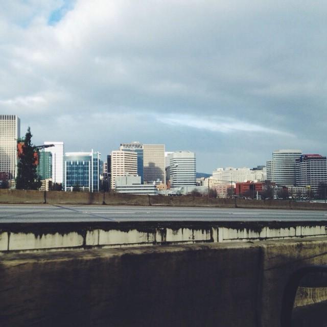 Goodbye Portland 💚