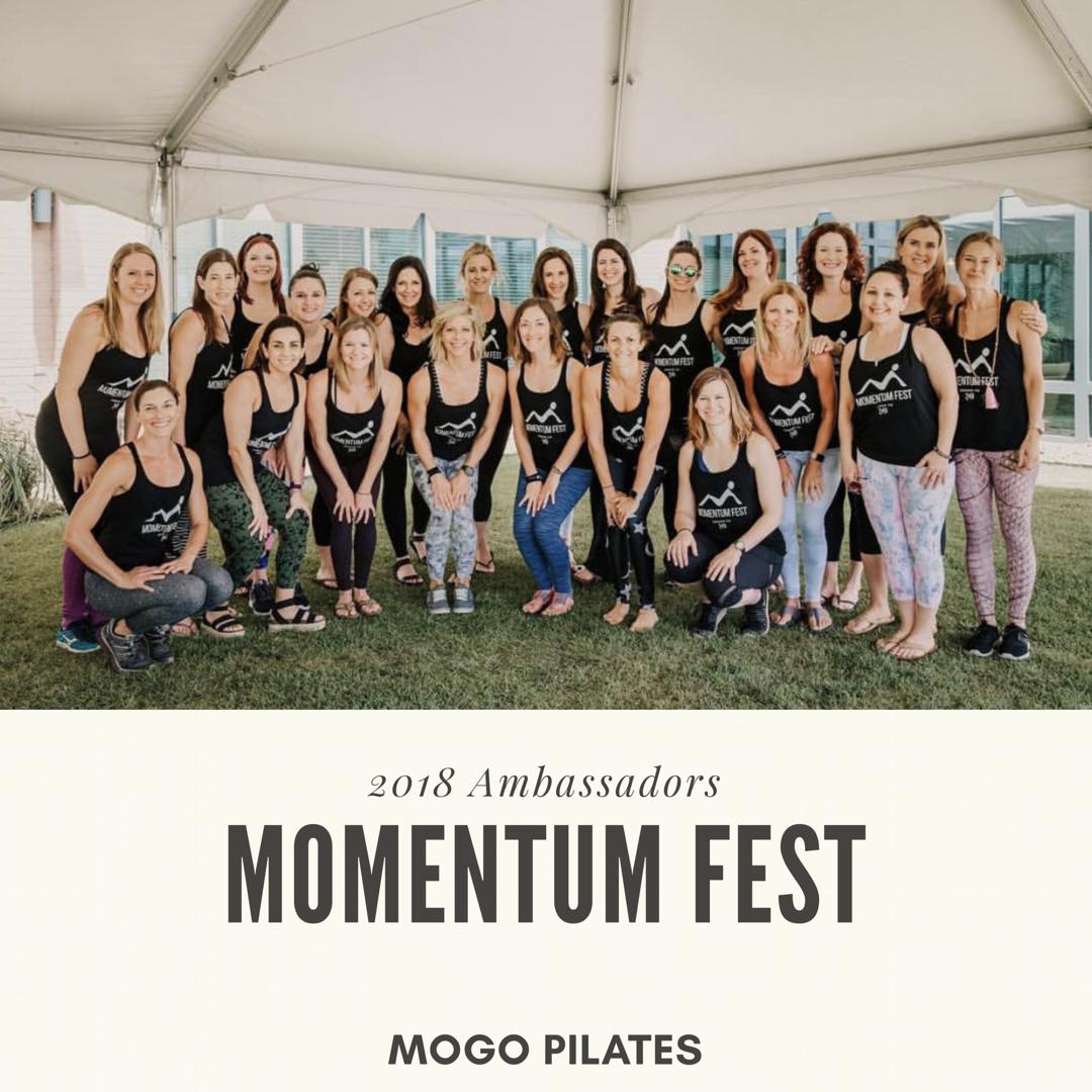 Momentum Fest Ambassadors