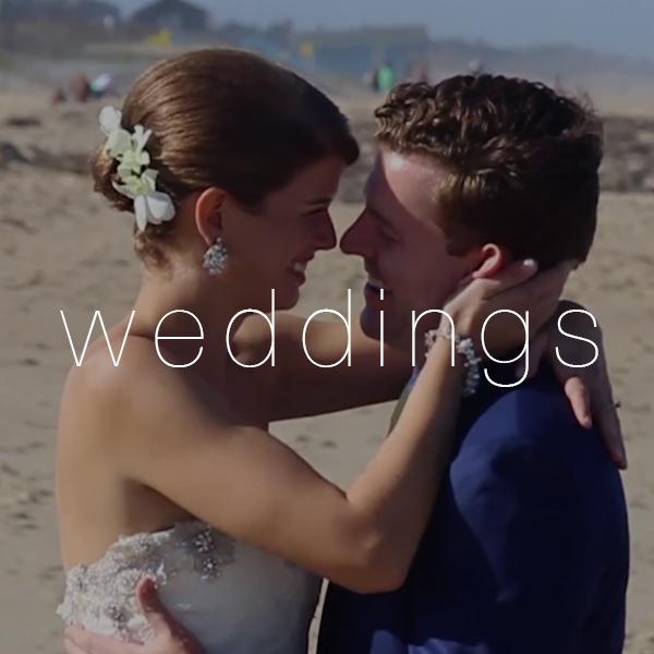 weddings..