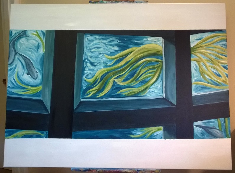 Figure 7: Finished painting.