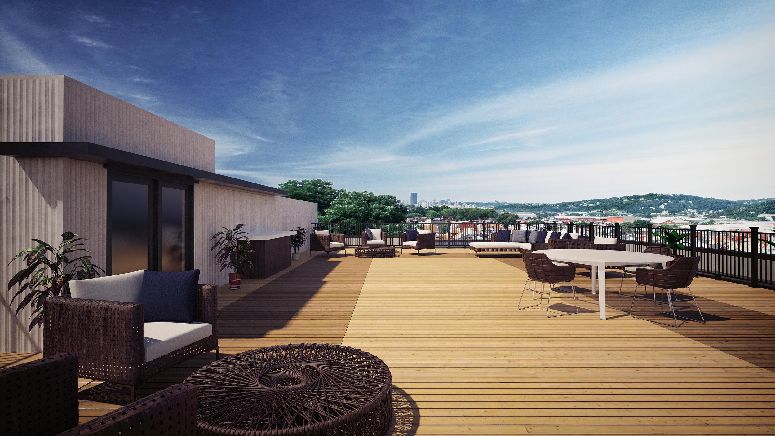 Copy of Rooftop Deck