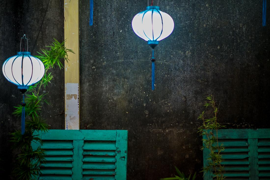 More lanterns. Old Town. Hoi An, Vietnam