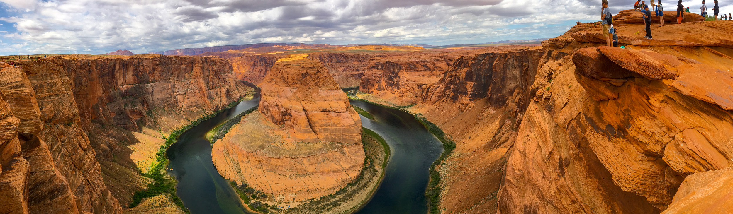 Horseshoe Bend Panorama...