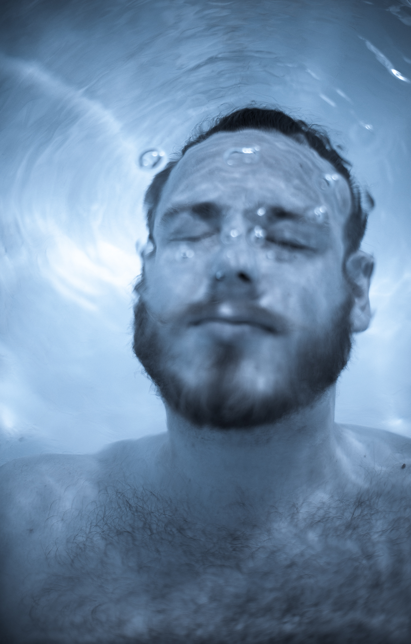 Ben Had This Idea Of Underwater Photos At The Pool...This Is My Interpretation Of His Idea...