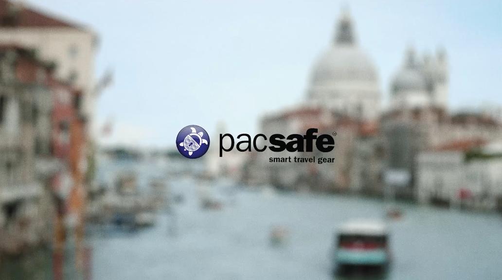 Pacsafe - PROMO |CORPORATE