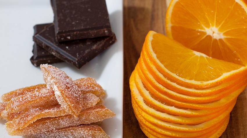 Candied Orange Peels | Bread & Brushstrokes