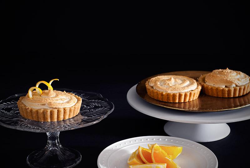 meringue tartelettes | breadandbrushstrokes.com