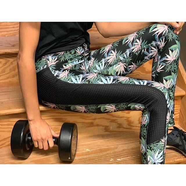 CBD infused leggings dropping late fall '19.  FAQ's will be on @maryjaneswim website soon.  #sweeniemanufacturing #cutmakesew #entrepreneurlife